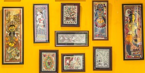 MITHILAsmita Folk Art Gallery, Bangalore